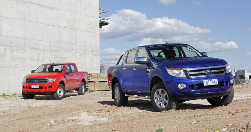 2013 ford ranger xls review
