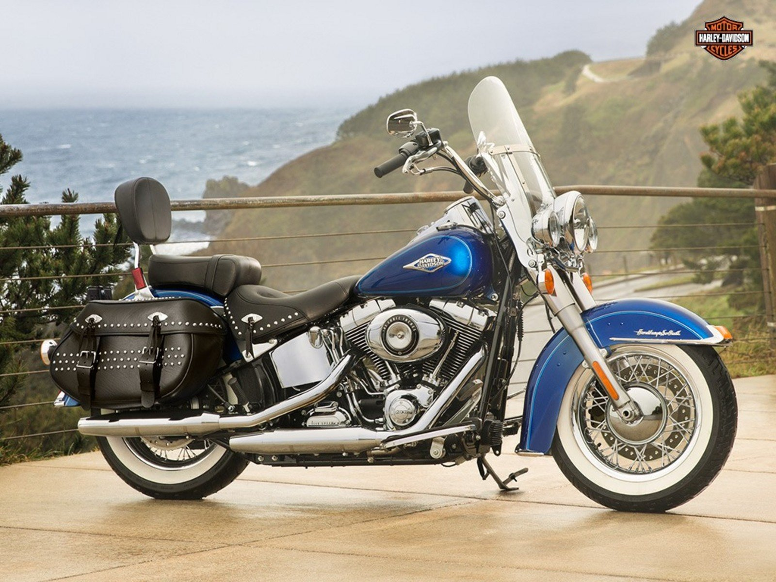 2016 harley heritage softail classic review