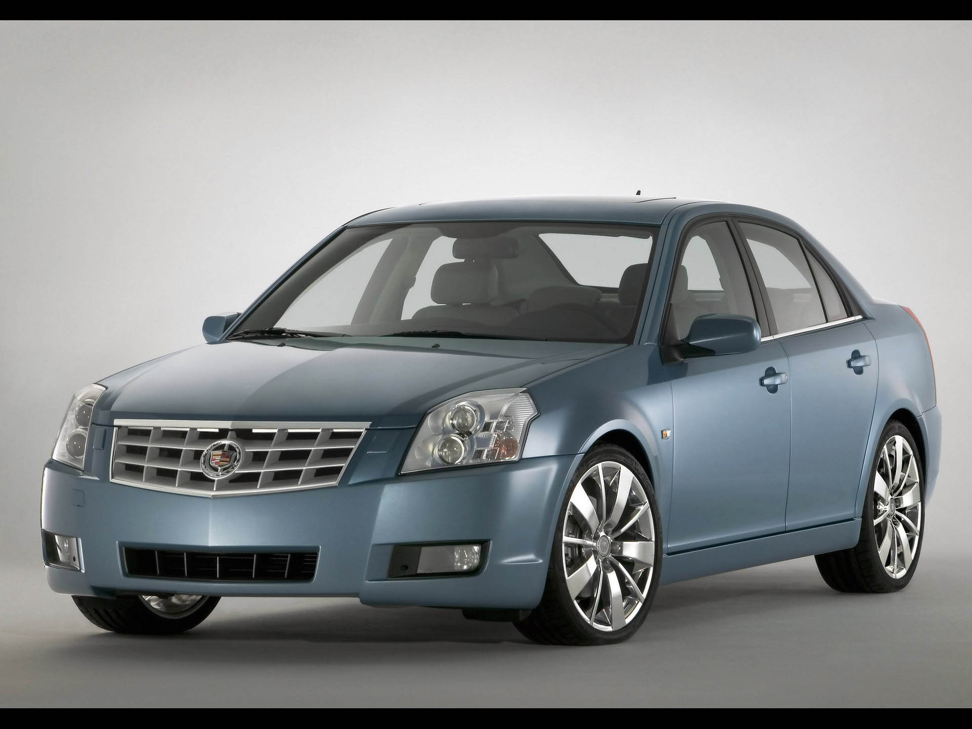 cadillac bls review top gear