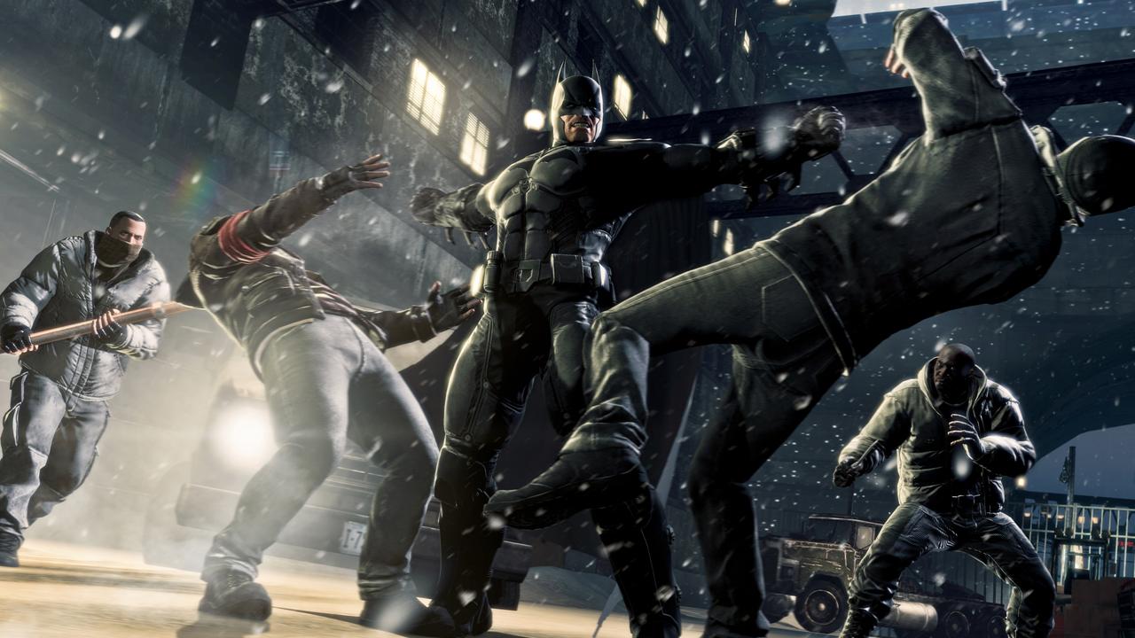 batman arkham origins ps4 review