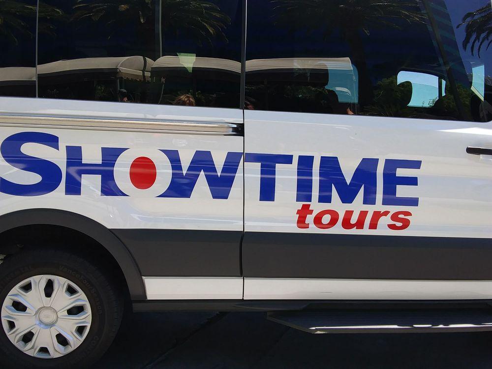 showtime tours las vegas reviews
