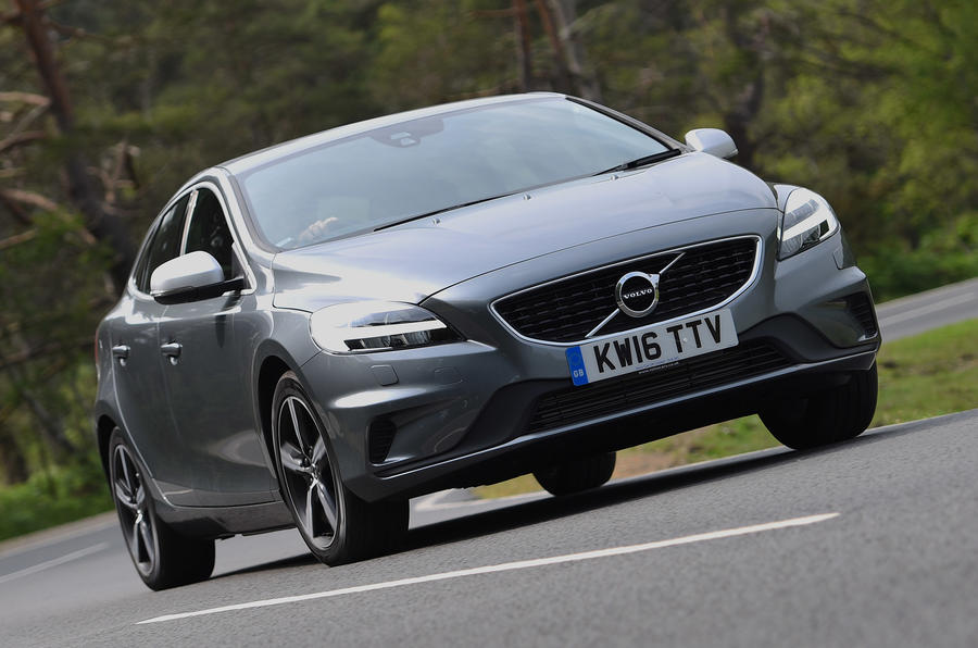 volvo v40 t3 r design review