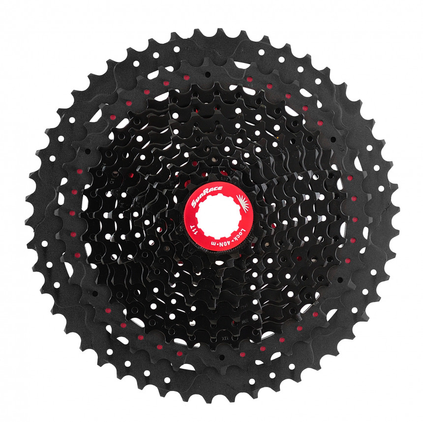 sunrace 11 50 cassette review