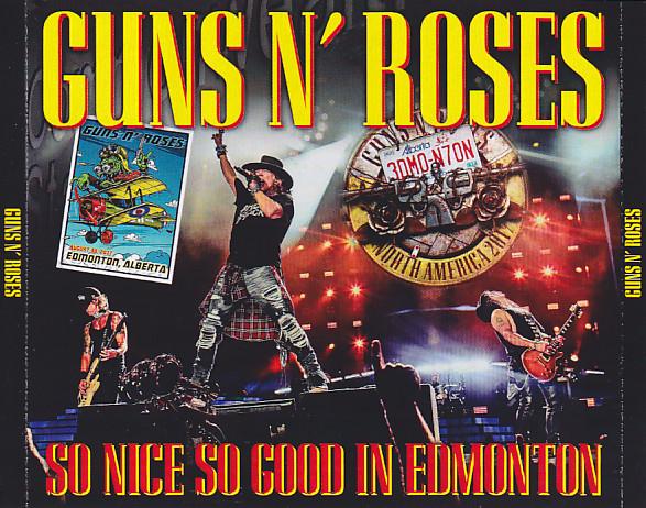 guns n roses edmonton review