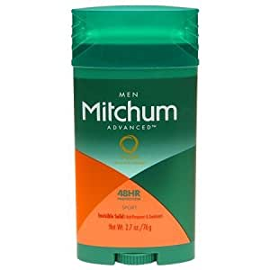 mitchum sensitive skin invisible solid review