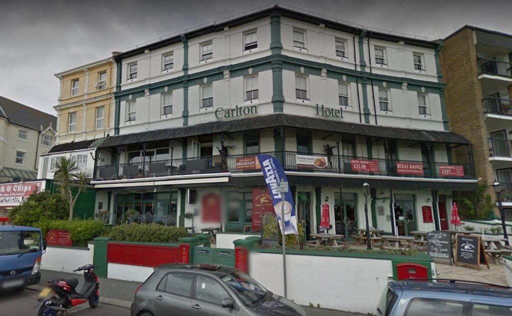 navigator hotel bognor regis reviews