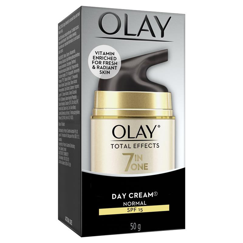 olay total effects 7 in 1 day cream review