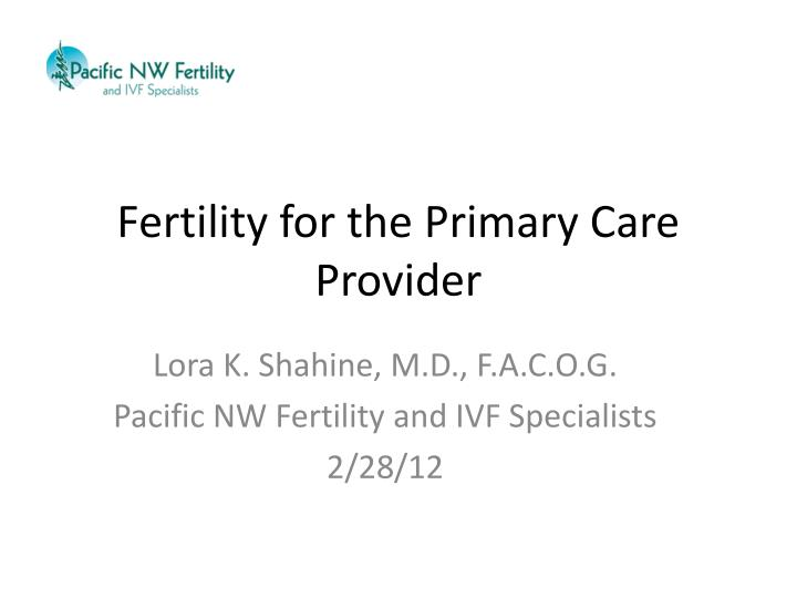 primary health care ivf reviews