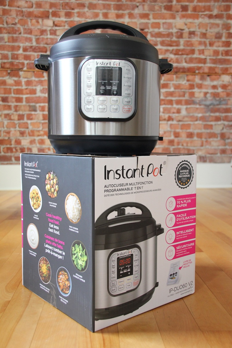 instant pot ip duo60 review