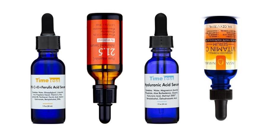 timeless vitamin c serum review