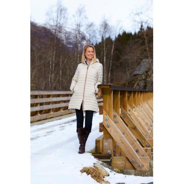 scandinavian explorer down jacket review
