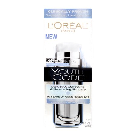 youth code dark spot correcting & illuminating serum corrector review