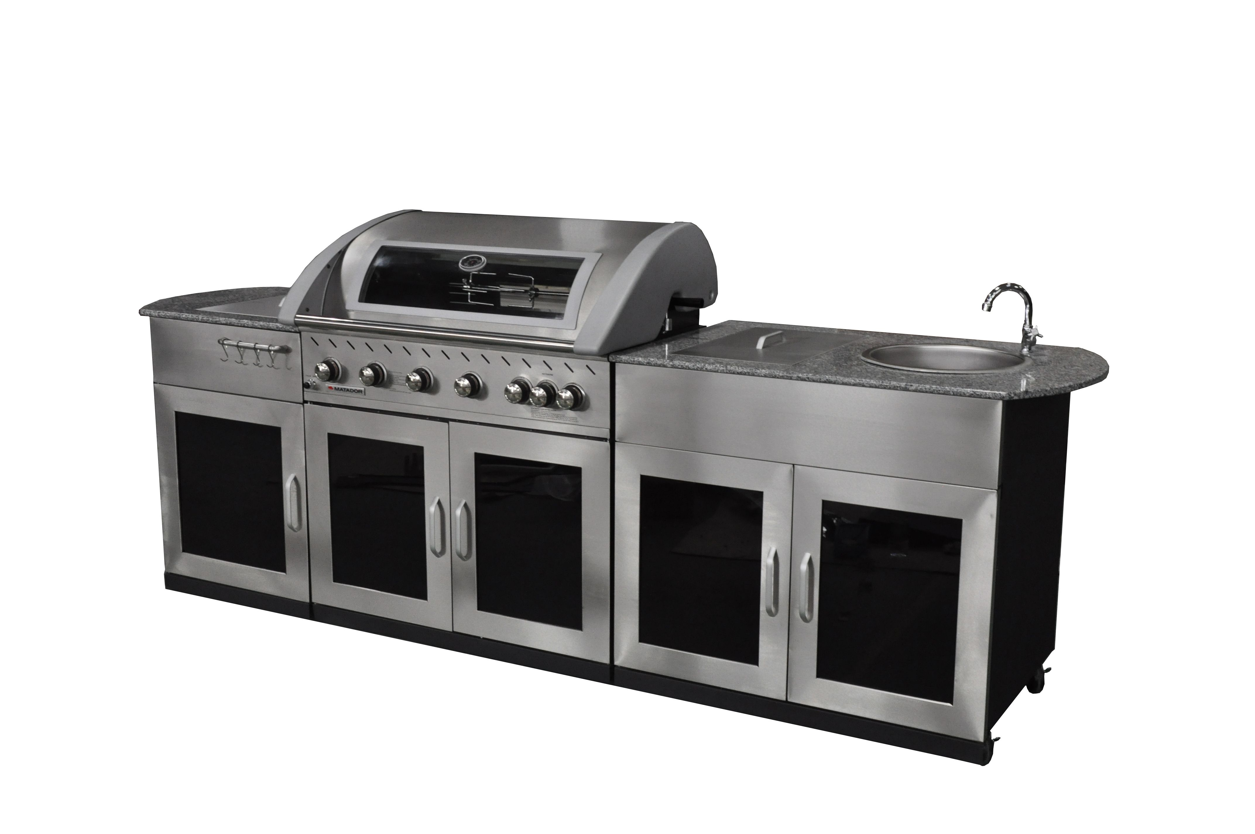 matador 2 burner bbq review