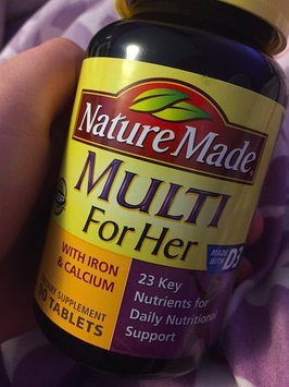 nature made for her reviews