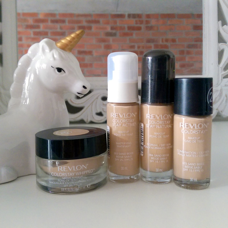 revlon colorstay stay active foundation review