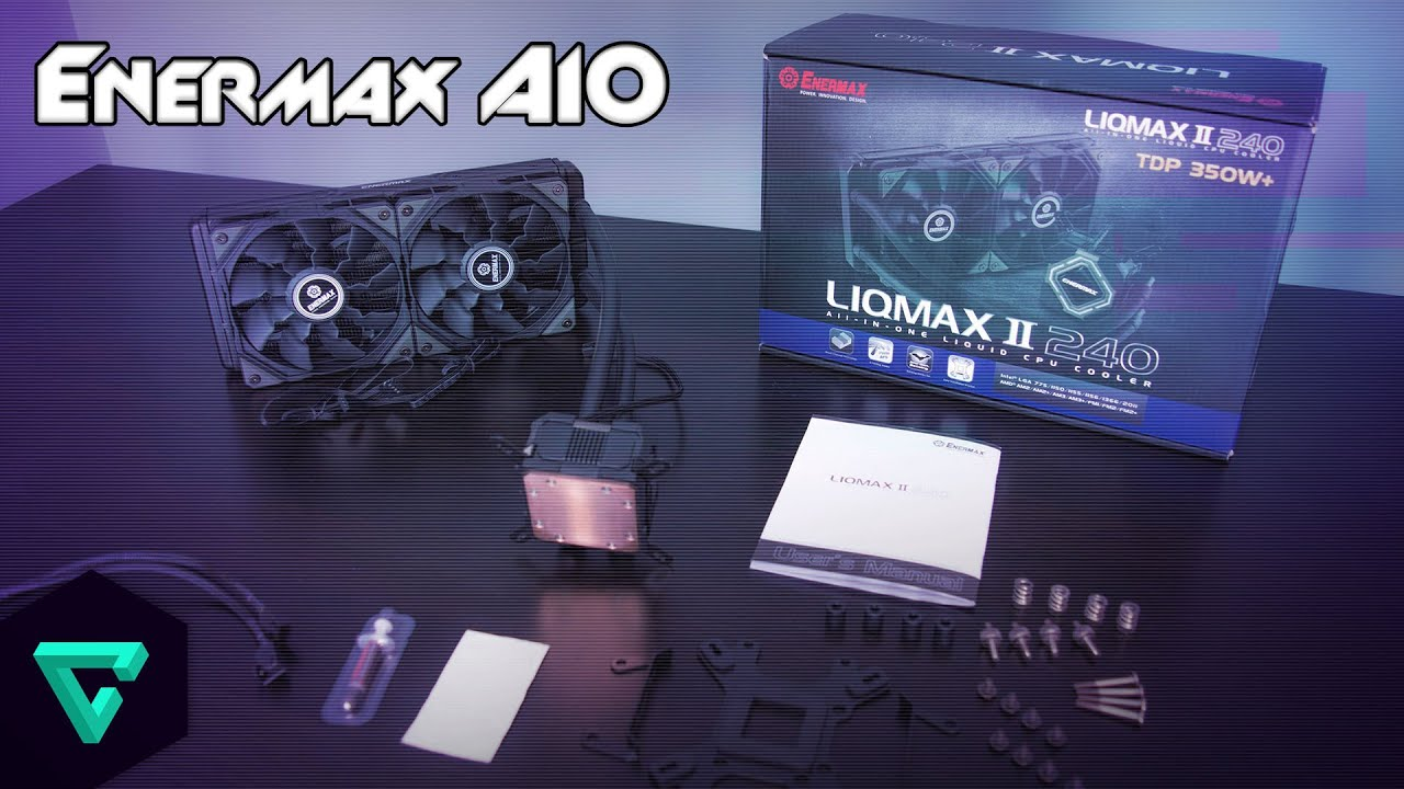enermax liqmax ii 240 review