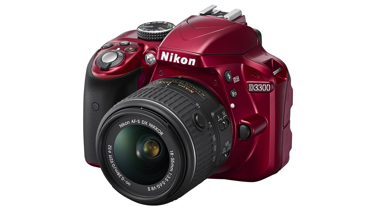nikon d3300 specs and review