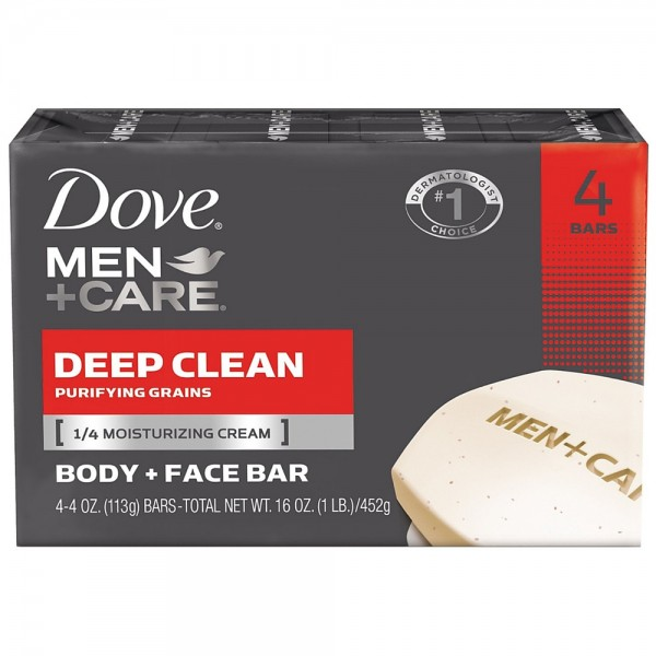 dove soap review for face