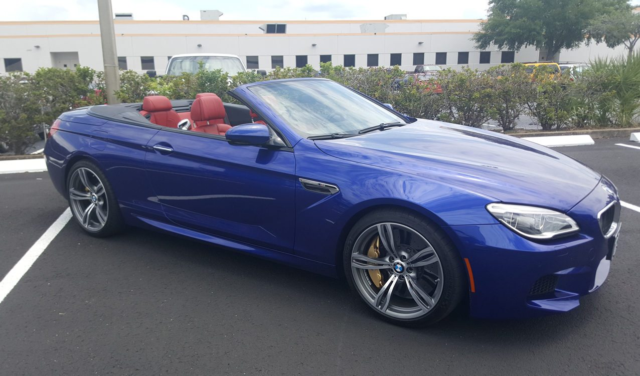 2008 bmw m6 convertible review