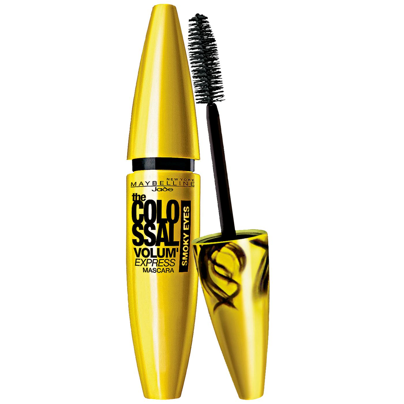 maybelline colossal smoky eyes mascara review