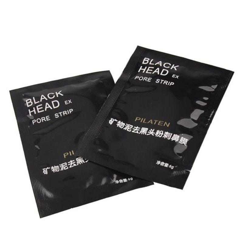 black head pore strip pilaten review