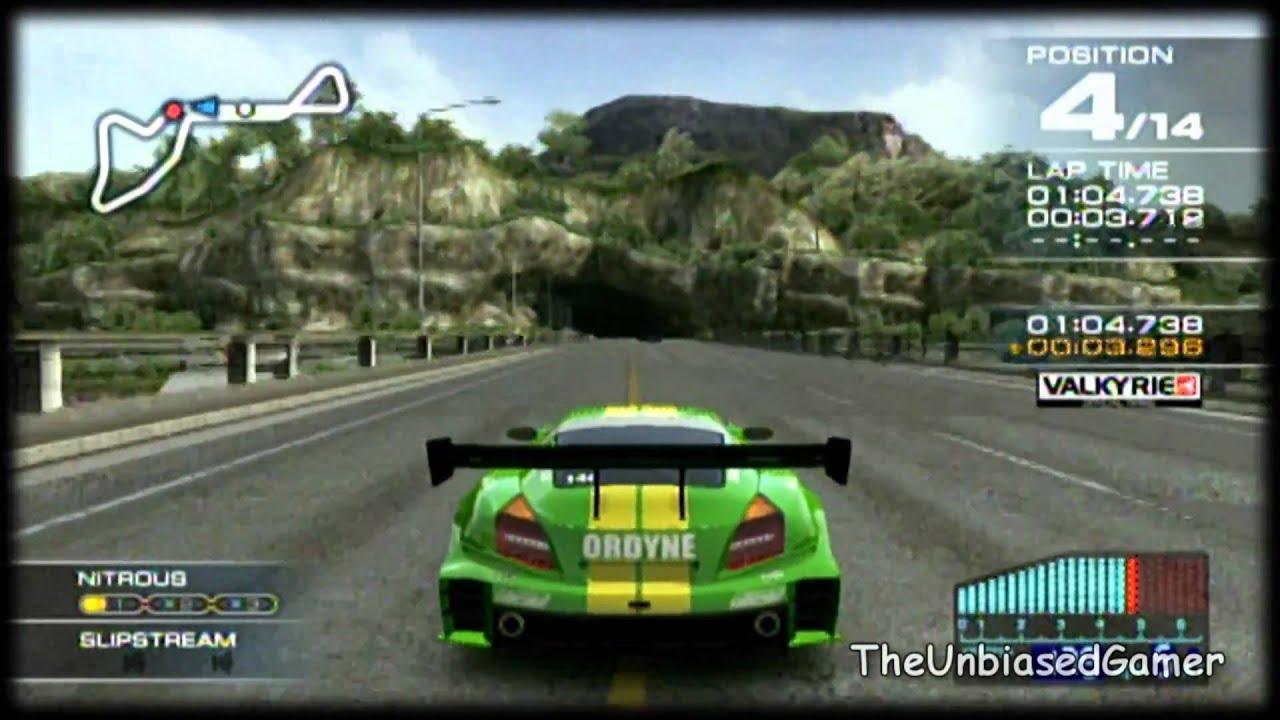 ridge racer 7 ps3 review