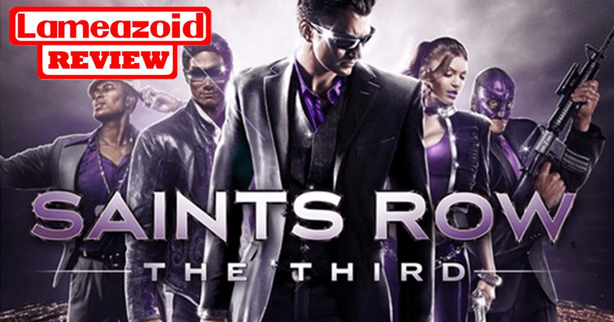 saints row the third pc review