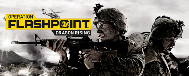 operation flashpoint dragon rising xbox 360 review