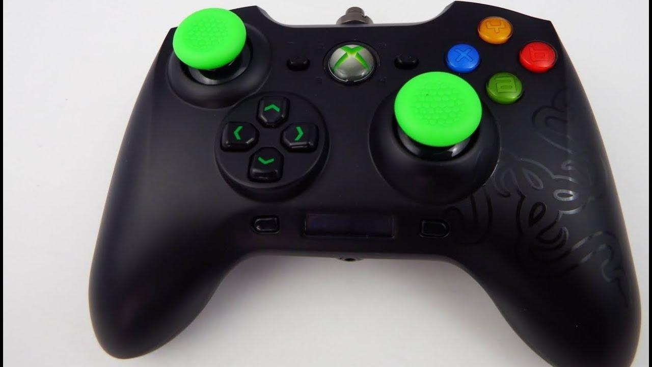 razer sabertooth elite gaming controller review