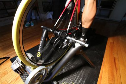 cycleops fluid 2 trainer review