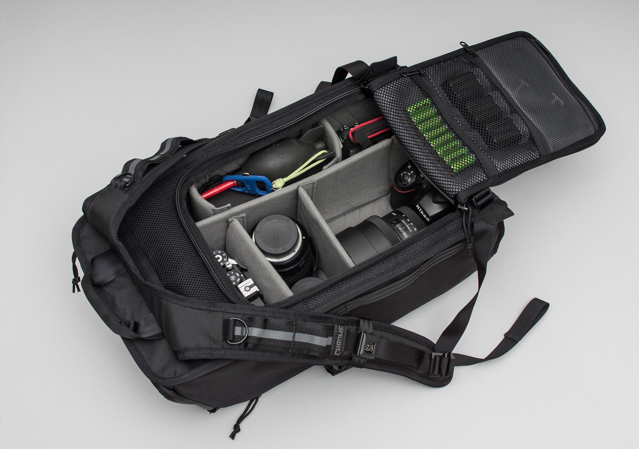chrome niko camera bag review
