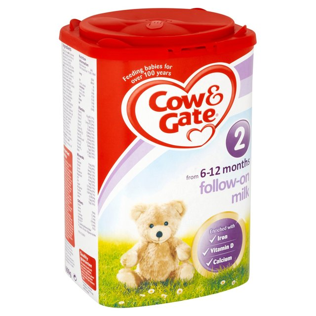 cow and gate follow on milk reviews