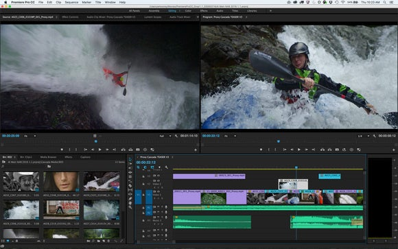 adobe premiere pro cc review