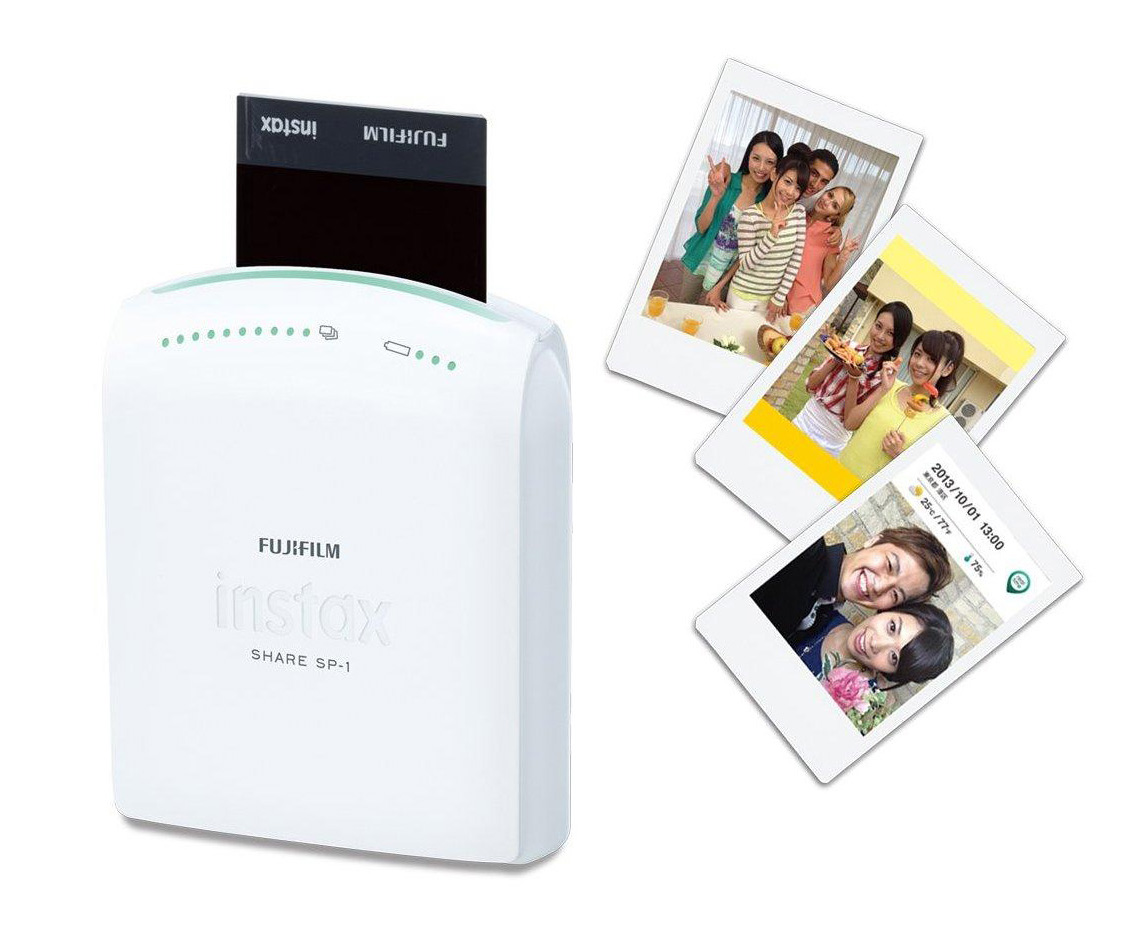 fujifilm instax share smartphone printer sp 1 review