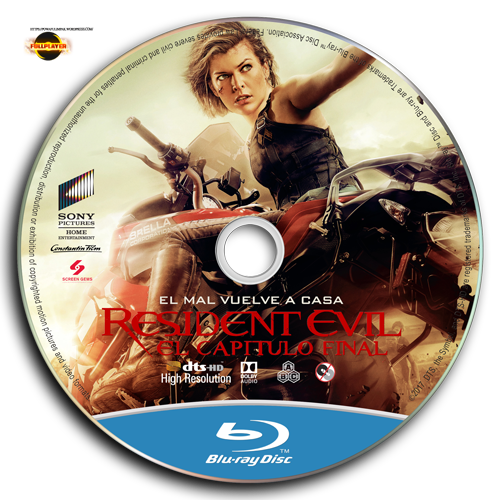 resident evil blu ray review