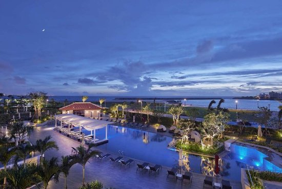 hilton okinawa chatan resort review