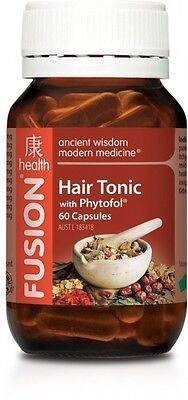 fusion health hair tonic review