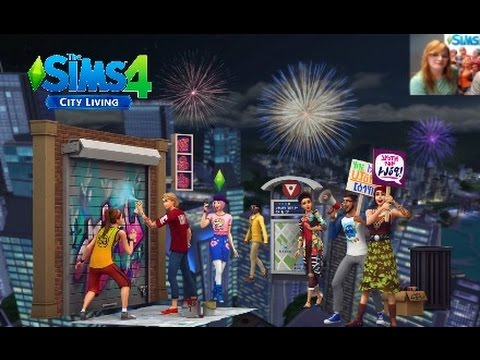 sims 4 city living review