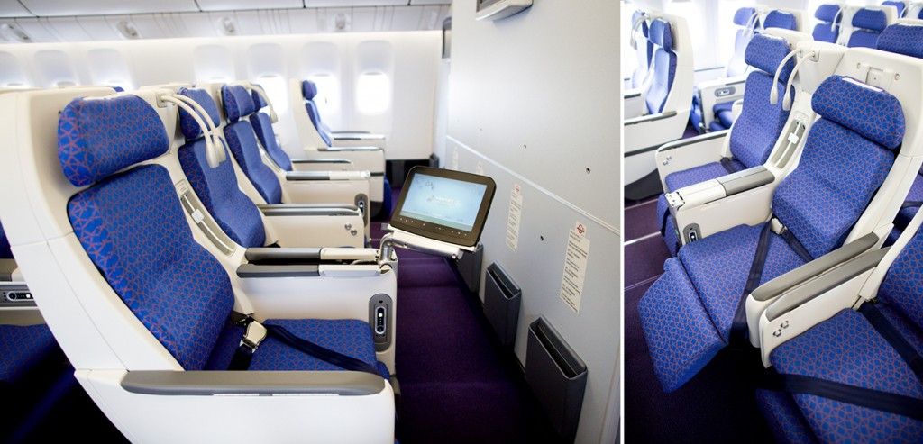 china southern airlines premium economy class review