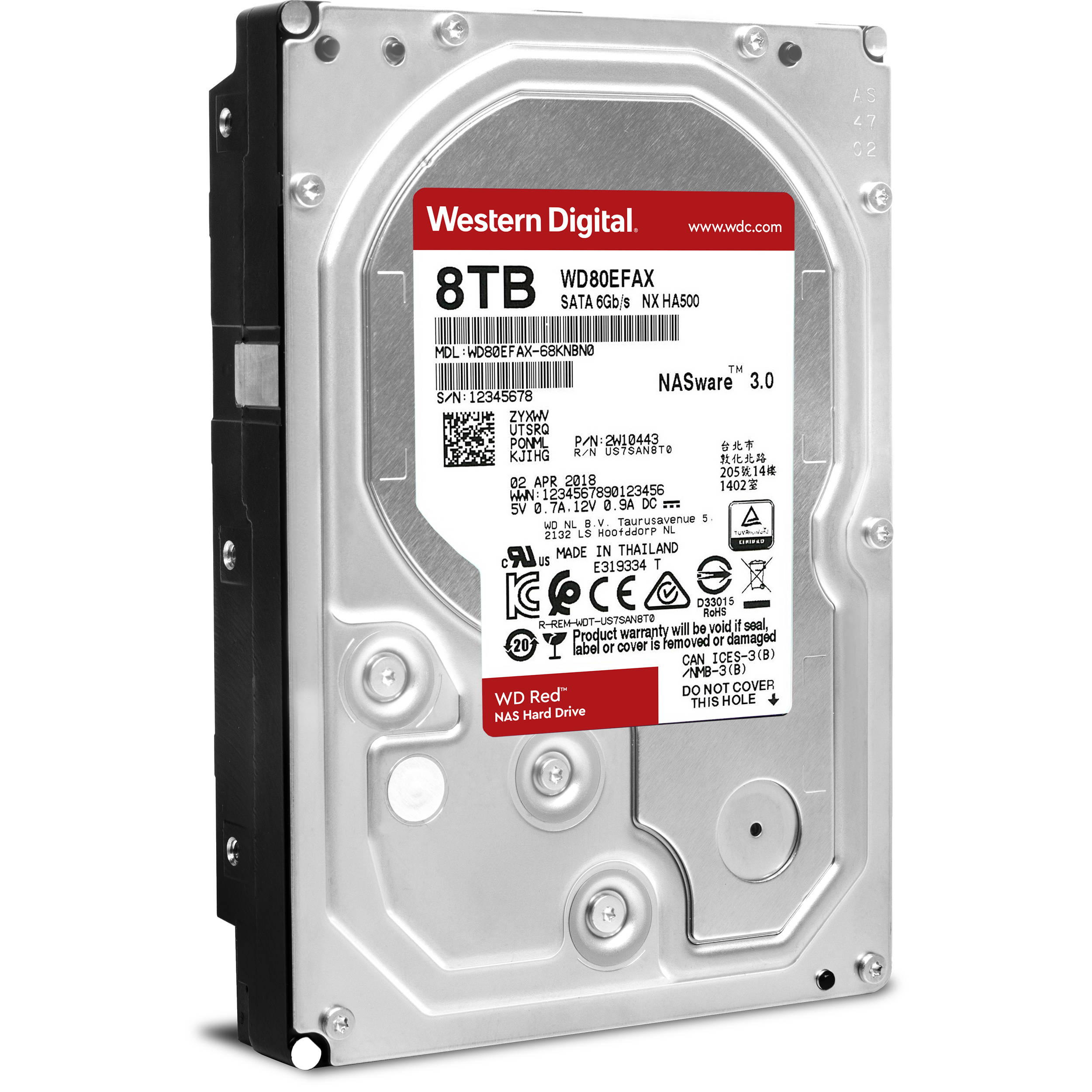 wd red pro 8tb review