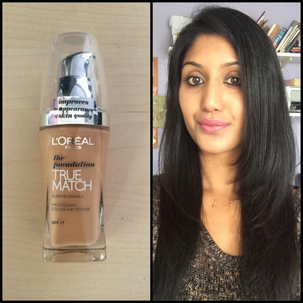 l oreal true match foundation review