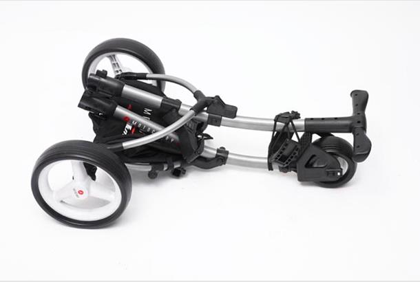 motocaddy s1 lite push trolley review