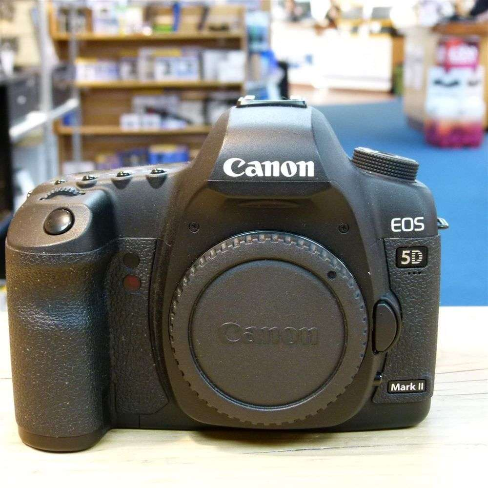 canon eos 5d mark ii body review