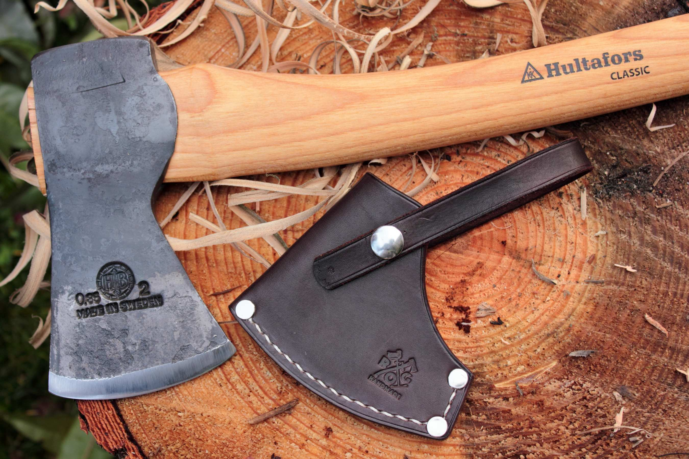 hultafors classic hunting axe review
