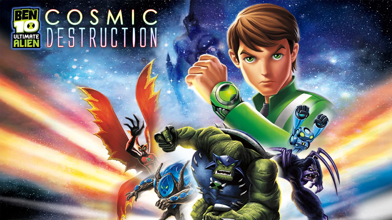 ben 10 ultimate alien cosmic destruction review