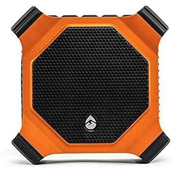 ecoxgear ecoslate waterproof bluetooth speaker review