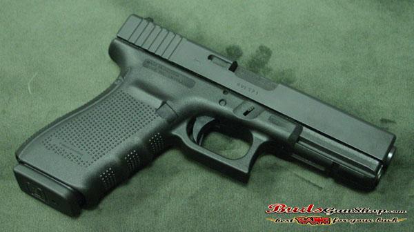 glock 21 gen 4 review