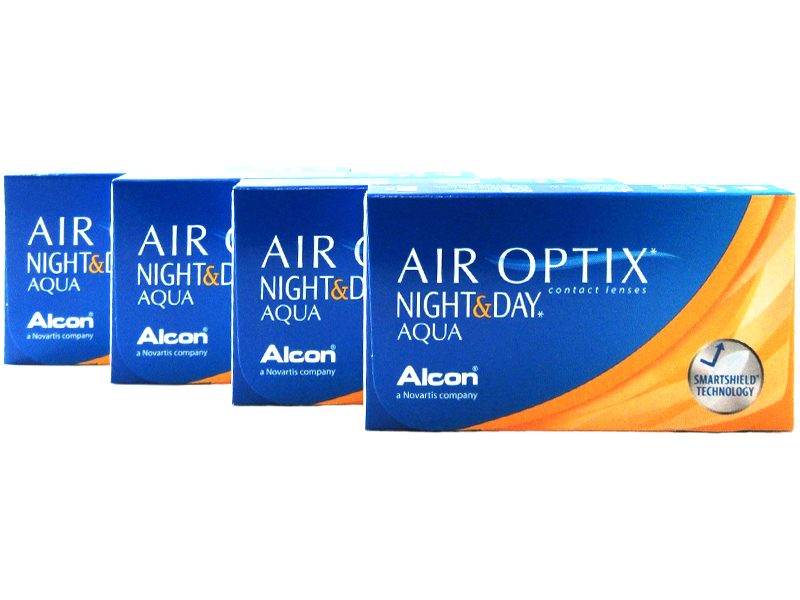 air optix night & day review