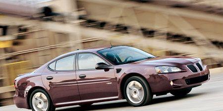 2005 pontiac grand prix review