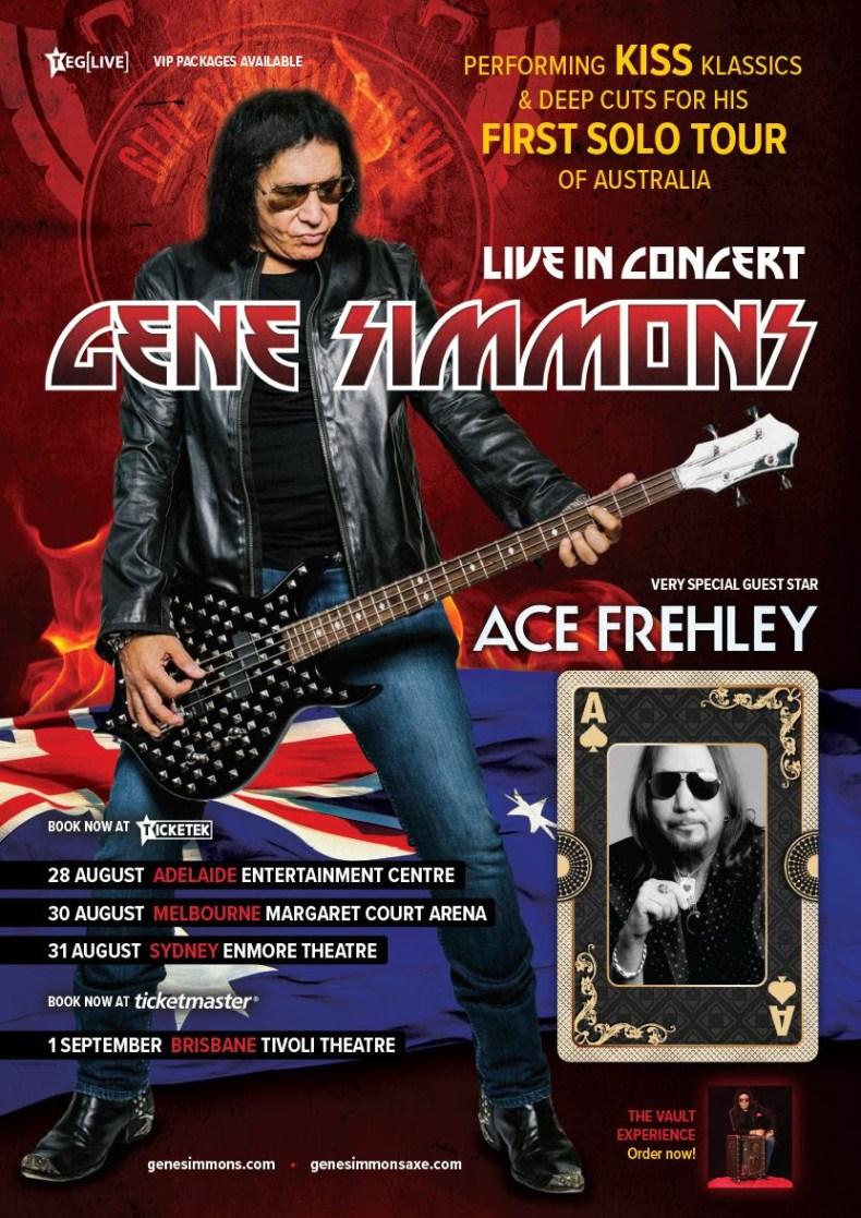 ace frehley australian tour review